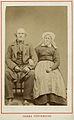 Båda födda omkring 1810, bilden från början av 60 talet - Nordiska Museet - NMA.0039784.jpg