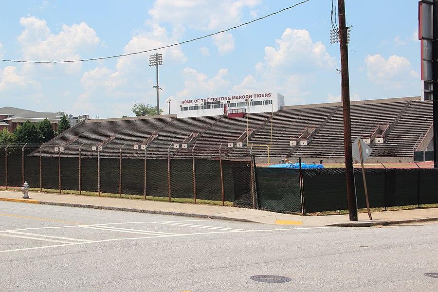 B. T. Harvey Stadium