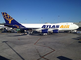 Atlas Air - B747-400F