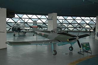 Soko J-20 Kraguj - Yugoslavian J-20 Kraguj on display in the Museum of Aviation in Belgrade, Serbia