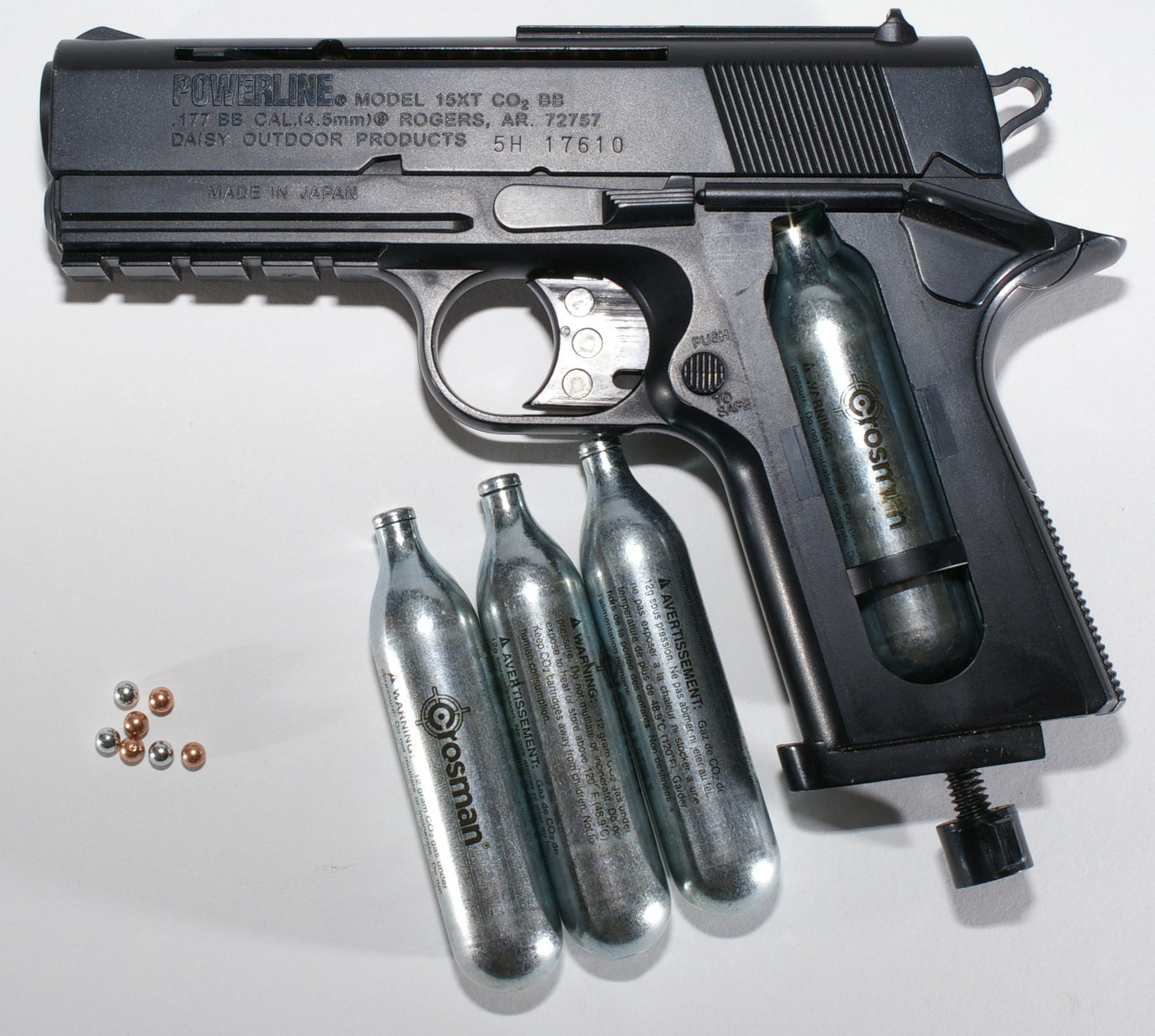BB gun - The complete information and online sale with free shipping