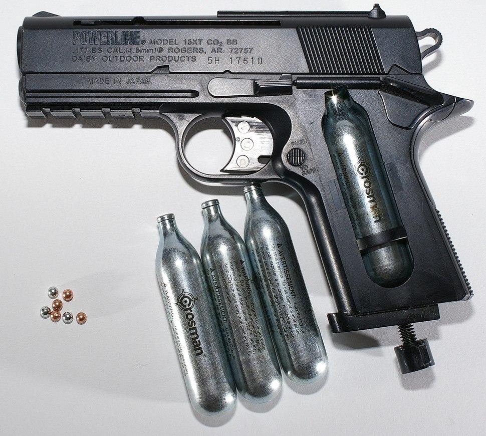 BB gun - Howling Pixel