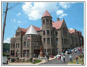 William Halsey Wood - Carnegie Free Library of Braddock, a National Historic Landmark, Braddock, Pennsylvania