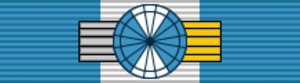 Order of the African Star - Image: BEL Order of the African Star Grand Officer BAR