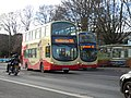 BJ11 XHX (Route 38A) at Lewes Road, Brighton (16413766065).jpg