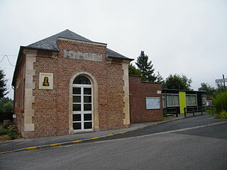 Blangy-Tronville Commune in Hauts-de-France, France