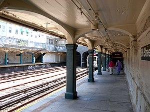 86th Street (BMT Sea Beach Line) - Southbound platform