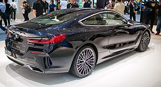 BMW 8 Series - G15 840d