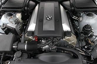 BMW M62 - Image: BMW M62B44