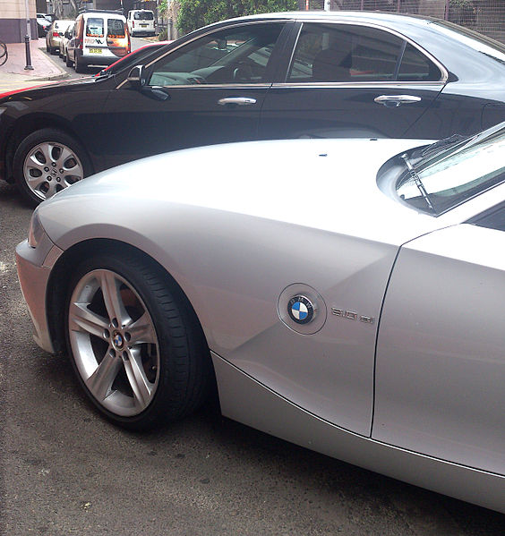 Bmw Z4 Coupe Used: File:BMW Z4 Coupe 3.0Si (2).jpg