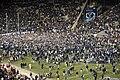 BYU vs Utah 2009, post-game.jpg