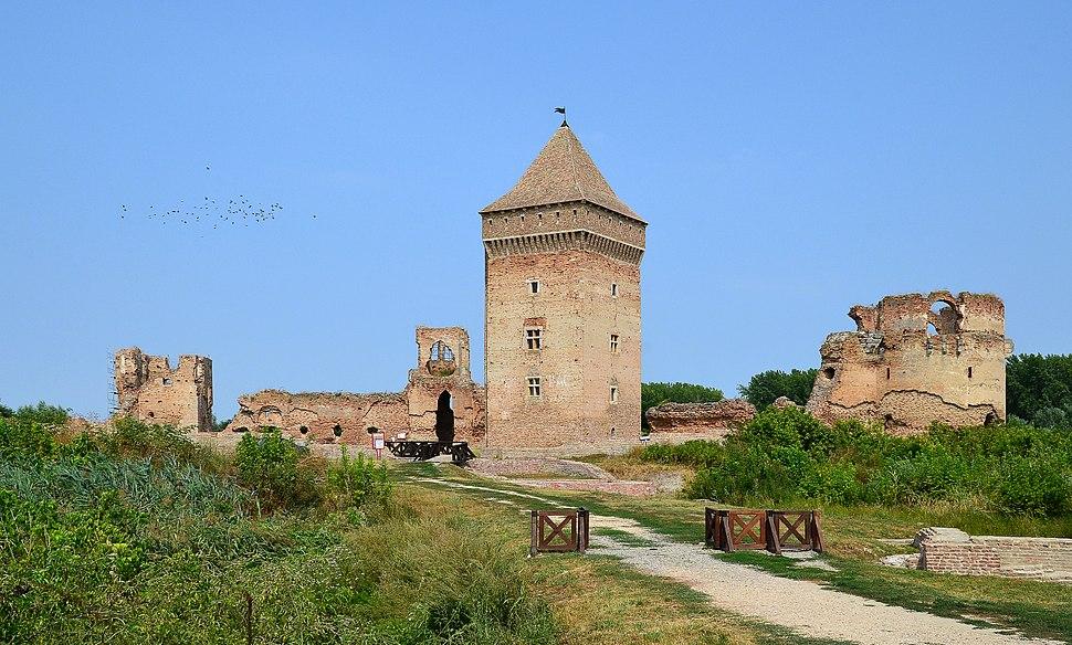 Bač fortress (Bačka tvrđava) 2