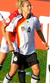 Женская немецкая сборная по футболу состав