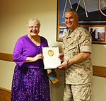 Backs Awarded For 30 Years of Service 140827-M-BK311-001.jpg