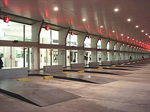 Bahia Blanca - Terminal de Omnibus 01
