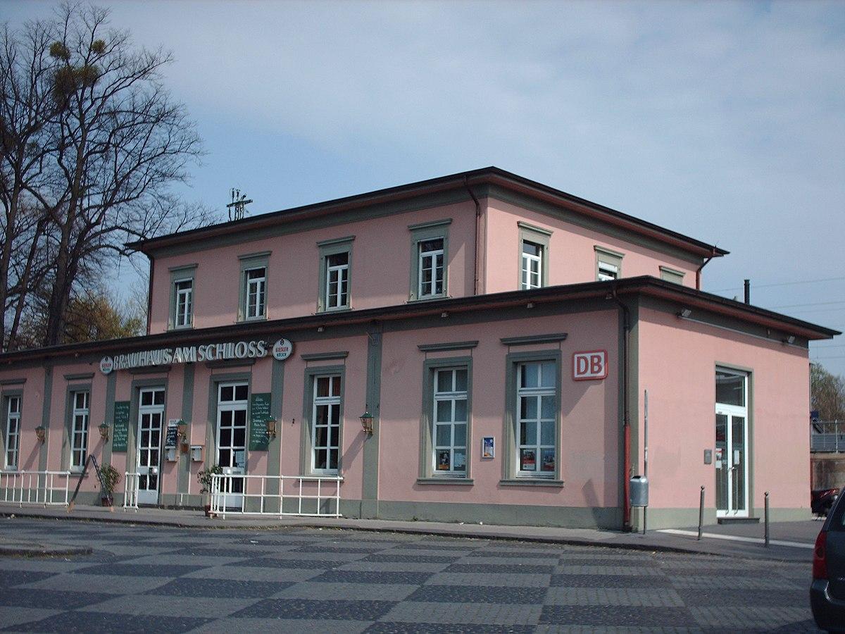Brühl station - Wikipedia