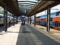 Bahnsteig, Bahnhof Prag.jpg