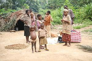 Osendé Afana - Baka people of Eastern Cameroon