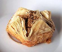 Pasta phillo