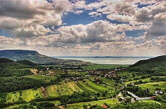 Lake Balaton - Image: Balaton Hungary Landscape