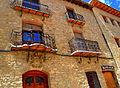 Balcones y toriles, Cantavieja, Maestrazgo, Aragón.jpg
