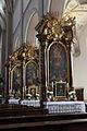 Bamberg, Kloster Michelsberg, Interior 002.JPG