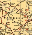 Bamberg County on South Carolina railroads 1900 (cropped).tif