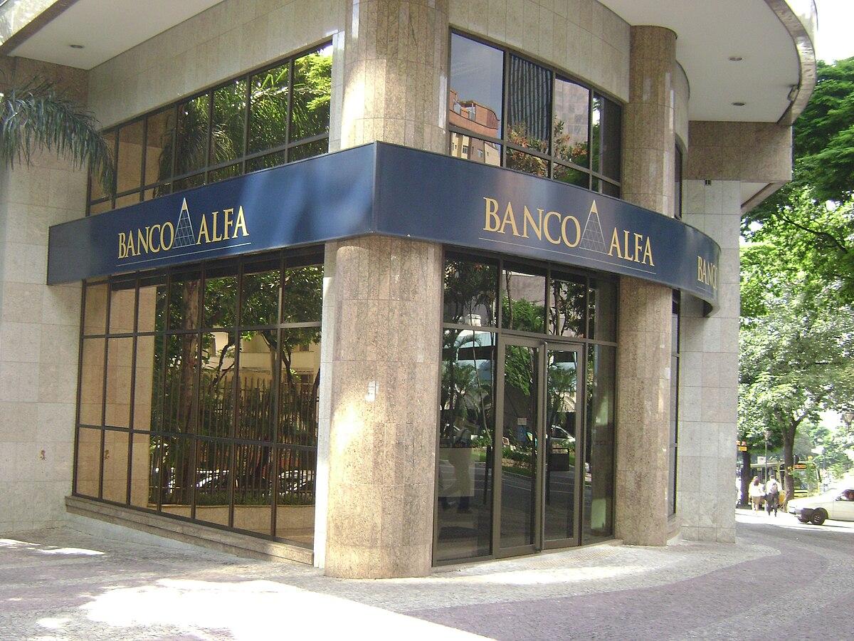 Banco alfa wikip dia a enciclop dia livre for Portales inmobiliarios de bancos
