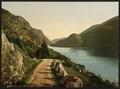 Bandak Lake from Dalen, Telemarken (i.e, Telemark), Norway-LCCN2001700751.tif