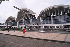 Image illustrative de l'article Aéroport international Sultan-Hasanuddin