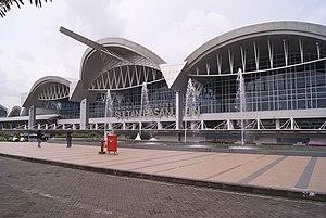 Sultan Hasanuddin International Airport - Image: Bandar Udara Internasional Sultan Hasanuddin