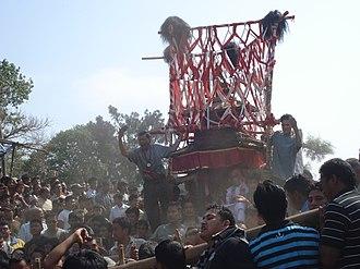 Banepa - Chandeshwori Jatra