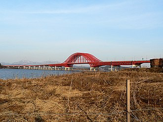 Banghwa Bridge - Image: Banghwa Bridge