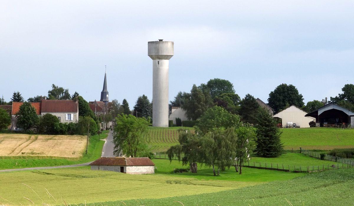 Ville De Chalautre La Grande