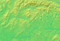 Banská Bystrica Region - background map.png