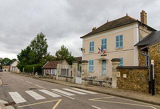 Banthelu Commune in Île-de-France, France