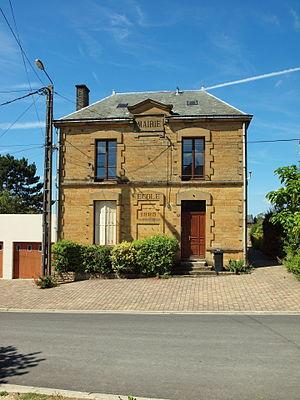 Bar-lès-Buzancy - The Town Hall