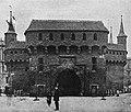Barbakan w Krakowie (1907).jpg