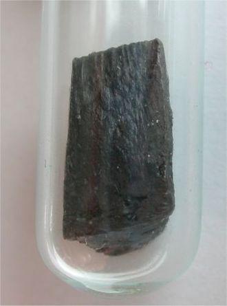 Barium - Oxidized barium