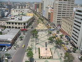 Paseo de Bolívar