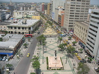 Barranquilla Capital district of Atlántico Department in Colombia