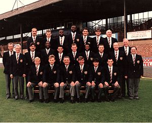 Barry Town United F.C. - Barri in Worcester, 1992–93