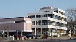 Rathaus von Barsbüttel