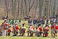 Battle of Guiliford Courthouse 1781 reenactment 13.jpg