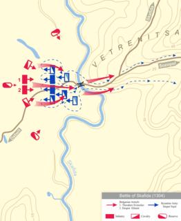 Battle of Skafida