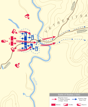 Battle of Skafida - Image: Battle of Skafida