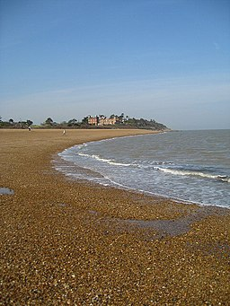 Bawdsey Beach - geograph.org.uk - 800600
