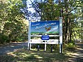 Bayport Aerodrome; Entrance Sign.JPG