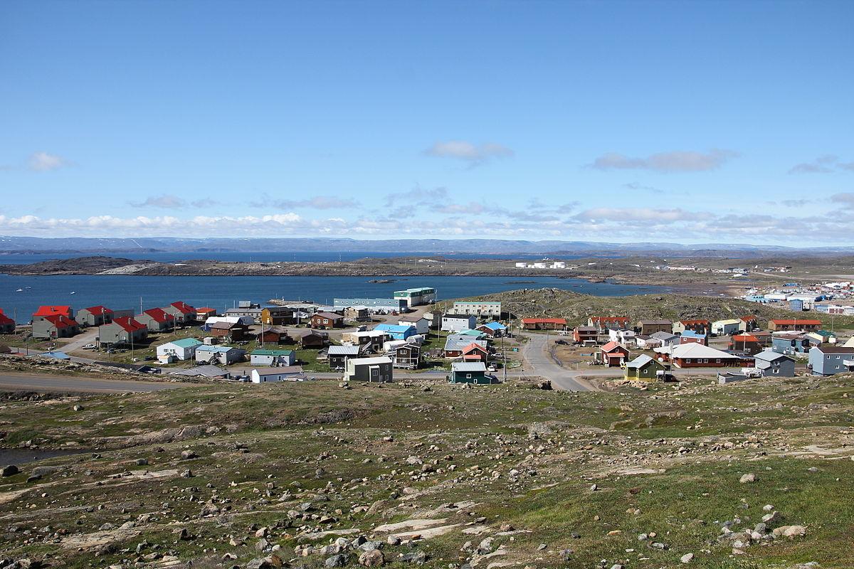Camping in Nunavut - Wikipedia