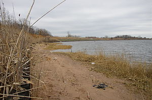 Great Kills Park - Image: Beach Great Kills Park